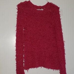 Fuchsia - •Free People• | Shaggy Sweater